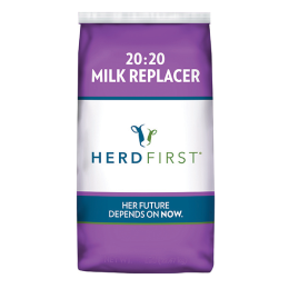 HerdFirst 20:20 Milk Replacer 50 lb