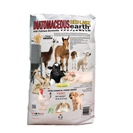 Red Lake Earth Diatomaceous Earth With Calcium Bentonite 20 lb