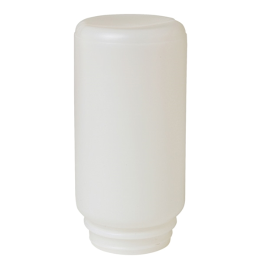 Little Giant Plastic Screw-On Feeder/Waterer Jar 1 qt
