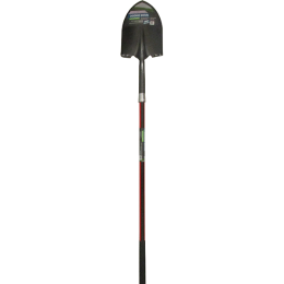 Southern States Round Point Shovel with Fiberglass Handle