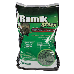 Ramik Green All-Weather Rat & Mouse Killer 4 lb