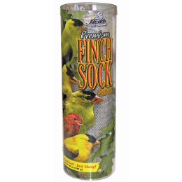 Heath Premium Finch Sock Feeder 25 oz