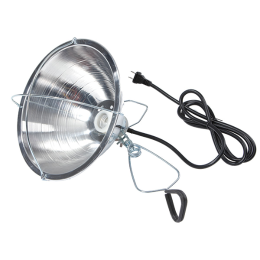 Miller Brooder Reflector Lamp 10.5 in
