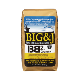 Big & J BB2 Deer Attractant 20 lb