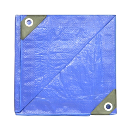 Weathermaster Blue Poly Tarp