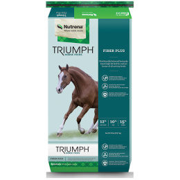 Triumph Fiber Plus Textured Horse Feed 50 lb