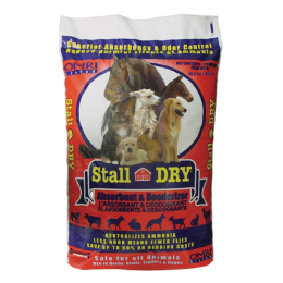 Stall Dry Absorbent and Deodorizer 40 lb
