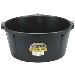 Duraflex Rubber Feed Tub 6.5 gal