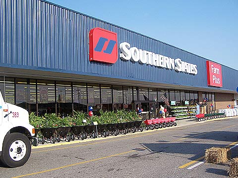 Southern States Statesville Store Southern States Dealer Southern States Co Op