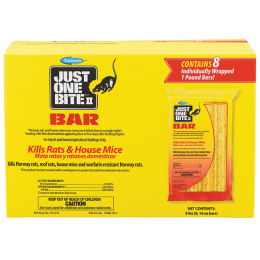 Just One Bite II Bar Rat & Mouse Killer 8 lb