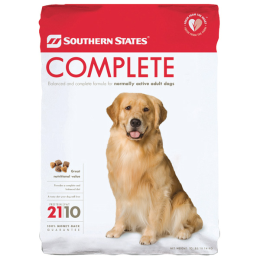Southern States Complete Adult Dog Food 50 lb