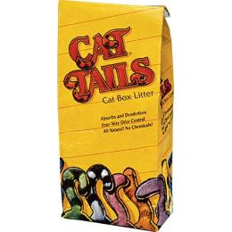 Cat Tails Natural Unscented Litter 50 lb