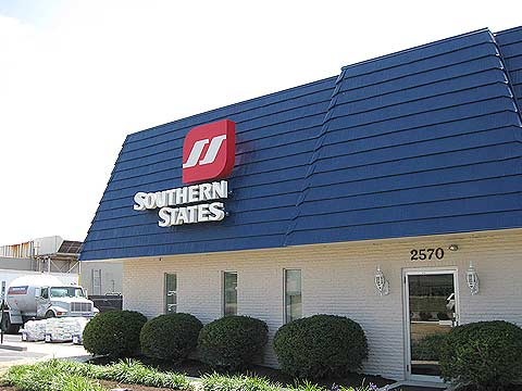 Southern States Lexington Cooperative Lexington Branch Southern States Dealer Southern States Co Op