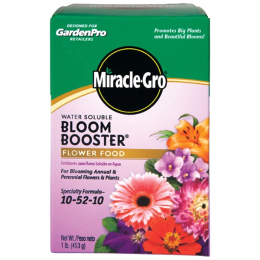 Miracle-Gro Bloom Booster Flower Food 1 lb