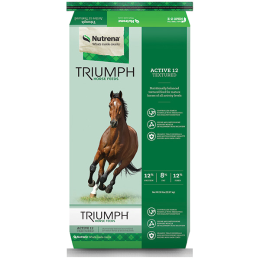 Triumph Active 12% Textured Horse Feed 50 lb