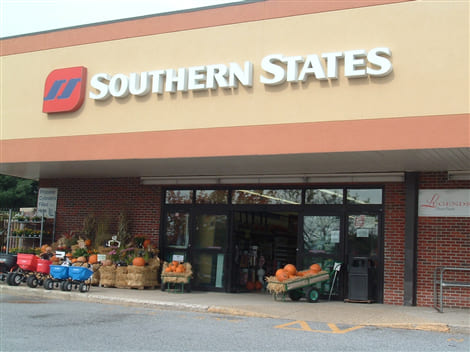 Southern States Mount Airy Cooperative Southern States Dealer Southern States Co Op