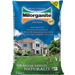 Milorganite Organic Nitrogen Fertilizer 36 lb